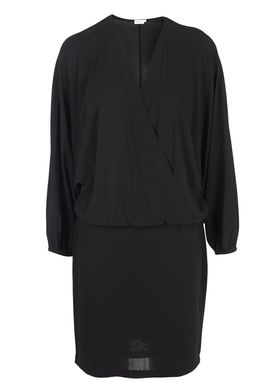 Filippa K - Dress - Drapey Wrap Dress - Black