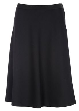 Filippa K - Skirt - Bias Cut Skirt - Black