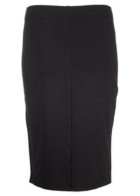 Filippa K - Nederdel - Firm Pencil Skirt - Sort
