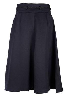 Filippa K - Nederdel - Pocket Maxi Skirt - Navy
