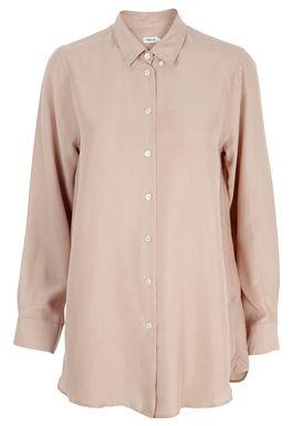 Filippa K - Skjorte - Drapey Boyfriend Shirt - Dusty Pink