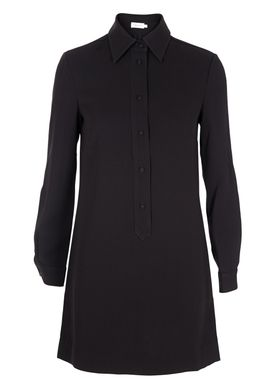 Filippa K - Tunic - Shirt Mini Dress - Black