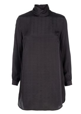 Filippa K - Tunic - Silk Tunic - Black