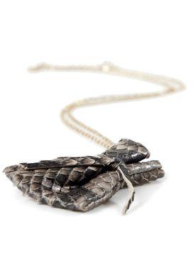 Python Bag Halskæde Python