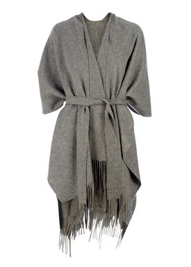 FWSS - Poncho - Ecstacy Cape - Light Grey