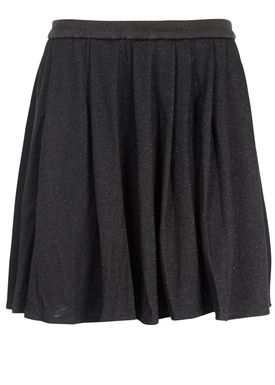 Black Secret - Nederdel - Harper Party Skirt - Sort