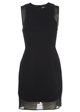 Finders Keepers - Kjole - Highrider Dress - Sort