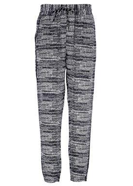 Designers Remix - Pants - Ida Pant - Blue Print