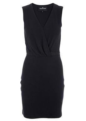 Designers Remix - Dress - Jeny V-neck - Black