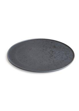Kähler - Plate - Ombria Plate - Moonlight Blue