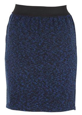 - Nederdel - Magia Skirt - Blå Melange