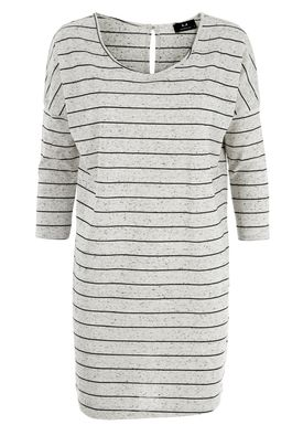Modström - Dress - Ekko - Light Grey Melange