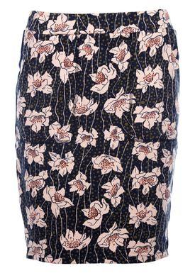 Modström - Nederdel - Stanley Print Skirt - Multi Print