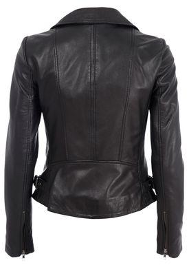 Muubaa - Jakke - Rosario Biker Jacket - Sort