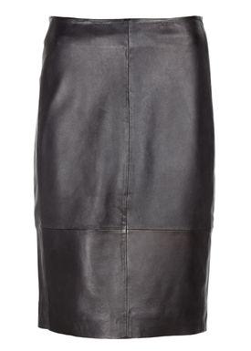 Muubaa - Nederdel - Yates Pencil Skirt - Sort