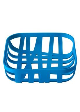 Muuto - Kurv - Wicker - Bread Basket - Blå
