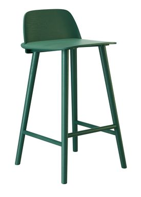 Muuto - Chair - Five Pouf - Green