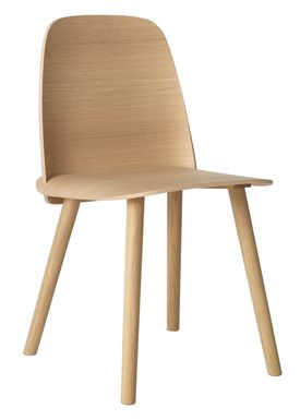 Muuto - Chair - Nerd Chair - Oak