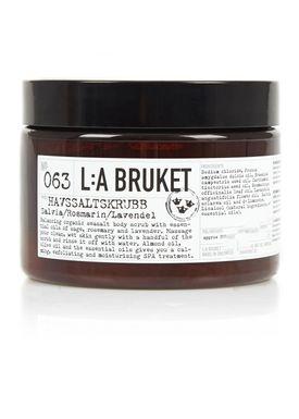 L:A Bruket - Scrub - No. 063 Scrub Sage/Rosemary/Lavender - Neutral