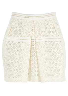 Paul & Joe Sister - Skirt - Douceur - Cream