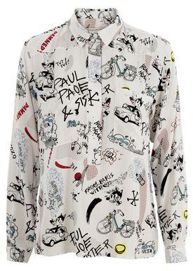 Paul & Joe Sister - Skjorte - Marlou - Print