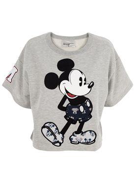 Paul & Joe Sister - Sweatshirt - Cool Mickey Sweat - Lysegrå