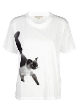 Paul & Joe Sister - T-shirt - Toucalin - Hvid