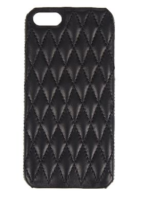 Designers Remix - Cover - Quilted Cover - Black