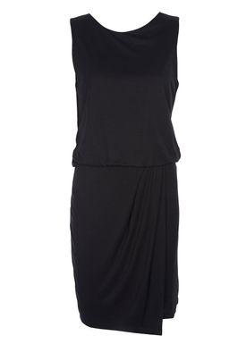 Selected Femme - Kjole - Brenda SL Dress - Sort