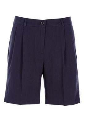 Stig P - Shorts - Carolyn - Navy