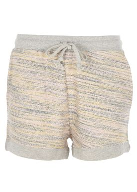 Stig P - Shorts - Eline - Grå/Multi