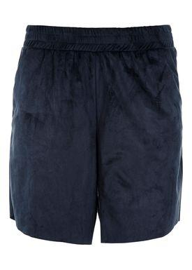 Stig P - Shorts - Rachel Shorts - Navy