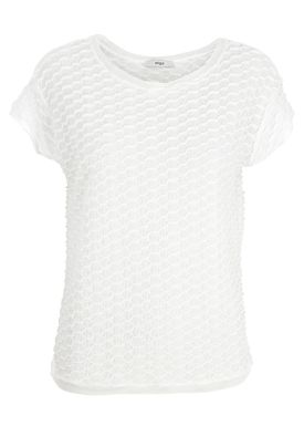 Stig P - T-shirt - Alexandra - Hvid