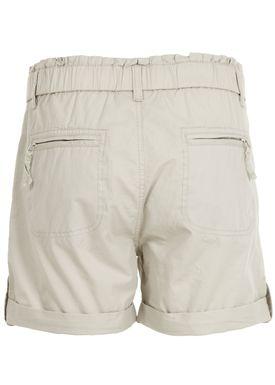 Dallas Shorts Lys Beige