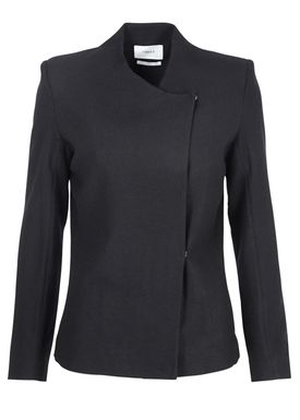 Filippa K - Blazer - Tailored Jersey Jacket - Sort
