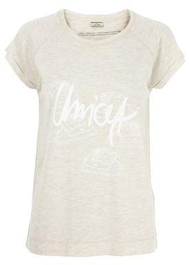 By Malene Birger - T-shirt - Venedy Unicef - Beige Melange