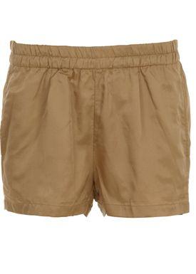 Kiki Shorts Gylden Sennep