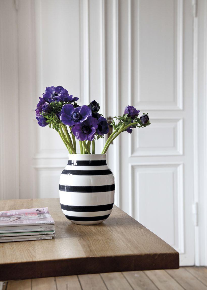 mellem omaggio vase vase k hler. Black Bedroom Furniture Sets. Home Design Ideas