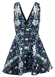 Finders Keepers - Dress - Get Away Dress - Kaleidoscope Print
