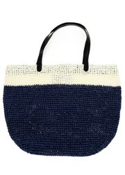Hailoa Bag Blue/Offwhite