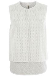 Martine Top White