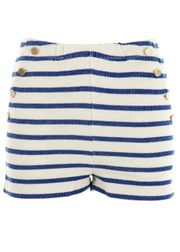 Nancee Shorts Blue/Offwhite
