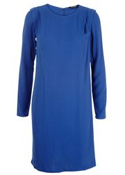 Won Hundred - Dress - Sohe Plain - Clear Blue
