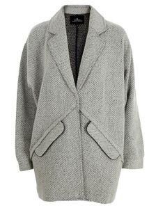 Designers Remix - Cardigan - Ada - Light Grey Melange