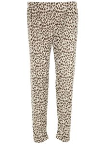Cayenne Pants Brown Leopard