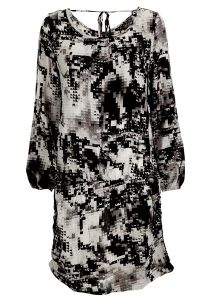 Second Female -  - Billi Dress Graphic Print - Print