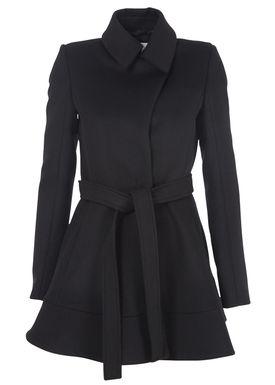 Patrizia Pepe - Coat - 2S0935/A104 - Black