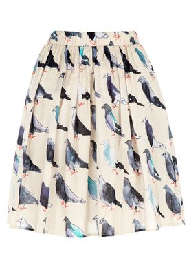 5Preview - Skirt - Heron Skirt - Print