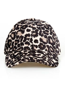 Maison Scotch - Hat - Baseball Cap Leopard - Leopard