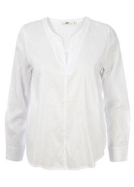 HOPE - Shirt - Rescue LS Blouse - White